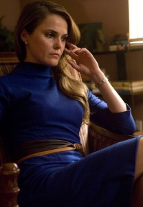 THE AMERICANS -- (Premieres Early 2013) Pictured: Keri Russell as Elizabeth Jennings -- Photo CR: Jeff Neira/FX