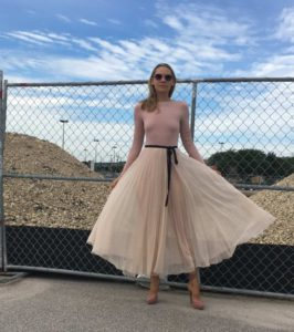 Ballet, pink, high fashion, blogger, LA, CA, Investment Piece,
