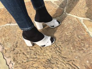 InvestmentPiece, fashion, blogger, TX, LA, socks with sandals,