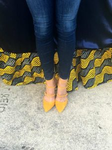 Investment Piece, fashion blogger, CA, TX, statement cape, club Monaco,