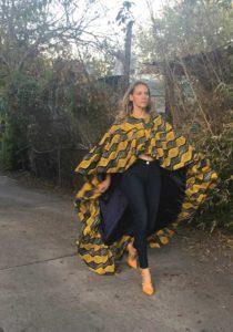 Investment Piece, fashion blogger, high fashion, statement cape, 3x1, melange mode, club Monaco, CA, TX