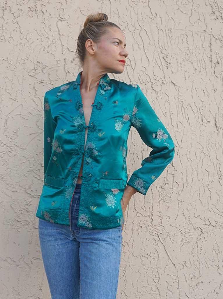 Investment Piece, Fashionblogger, kimono, Levi's, CA, TX