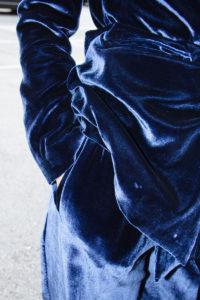 Investment Piece, fashion blogger, velvet suit, high fashion CA, TX