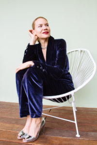 Investment Piece, fashion blogger, velvet suit, holiday, high fashion, CA, TX