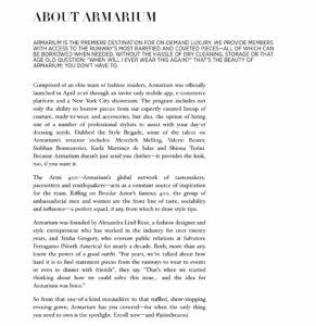 Investment Piece, Armarium, where to shop, clothes rental, blogger, high fashion, CA, TX