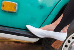 Investment Piece, fashion blogger, shoulder Ruffles, stripes, white, CA, TX