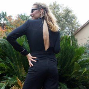 Investment Piece, fashion blogger, high fashion, pj dressing, jumpsuit, Zara, Beehive, CA, TX