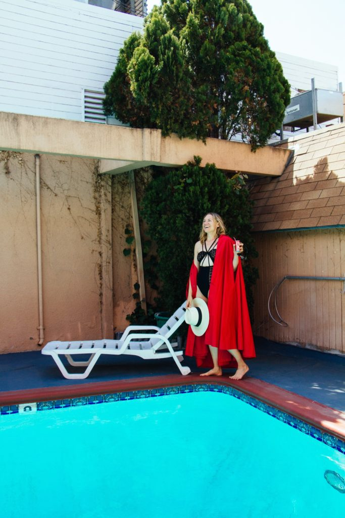 Investment Piece: Swim Cape