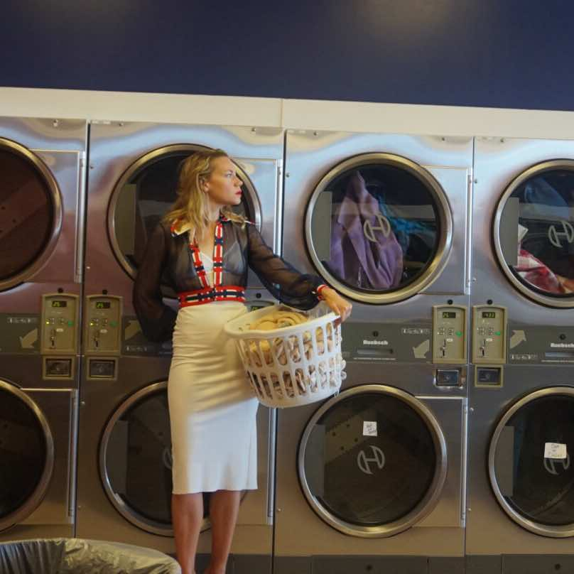 Investment Piece: Laundry Mat