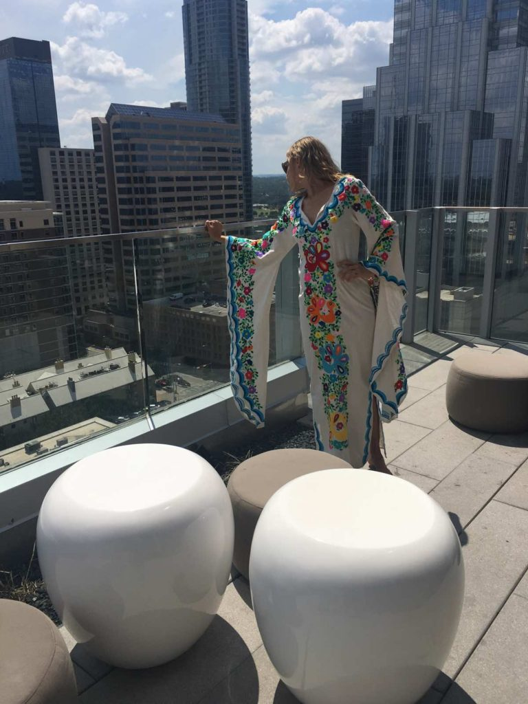 Investment Piece: Rock a Caftan