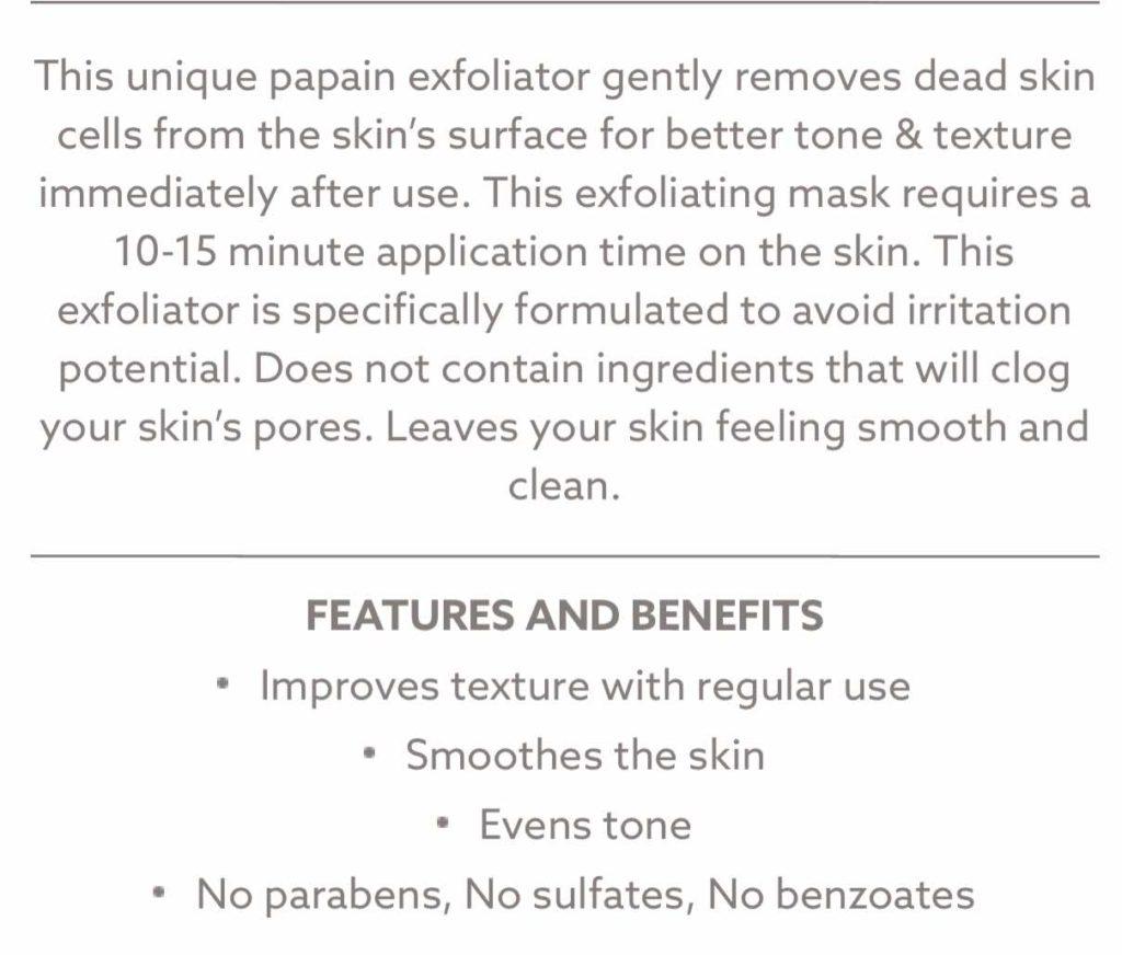 Investment Piece: Skin Print