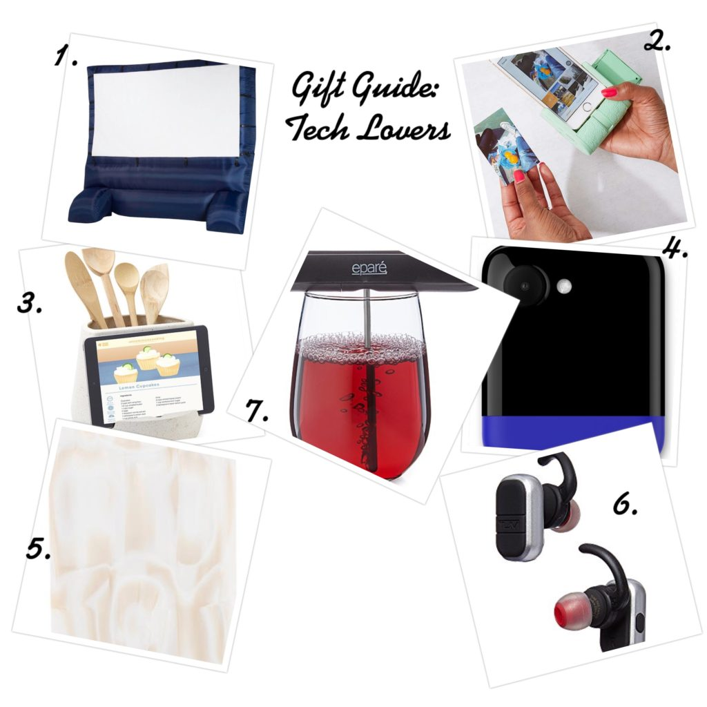 Investment Piece: Gift Guide: Tech Lovers
