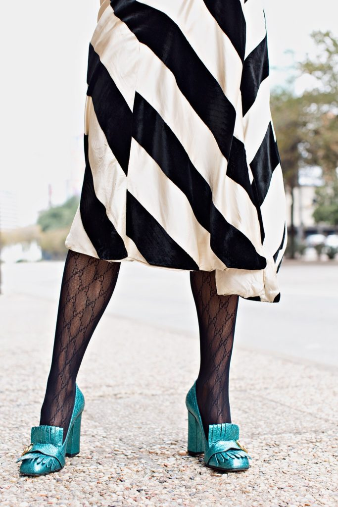 Investment Piece: Trend to Try: Colored Tights