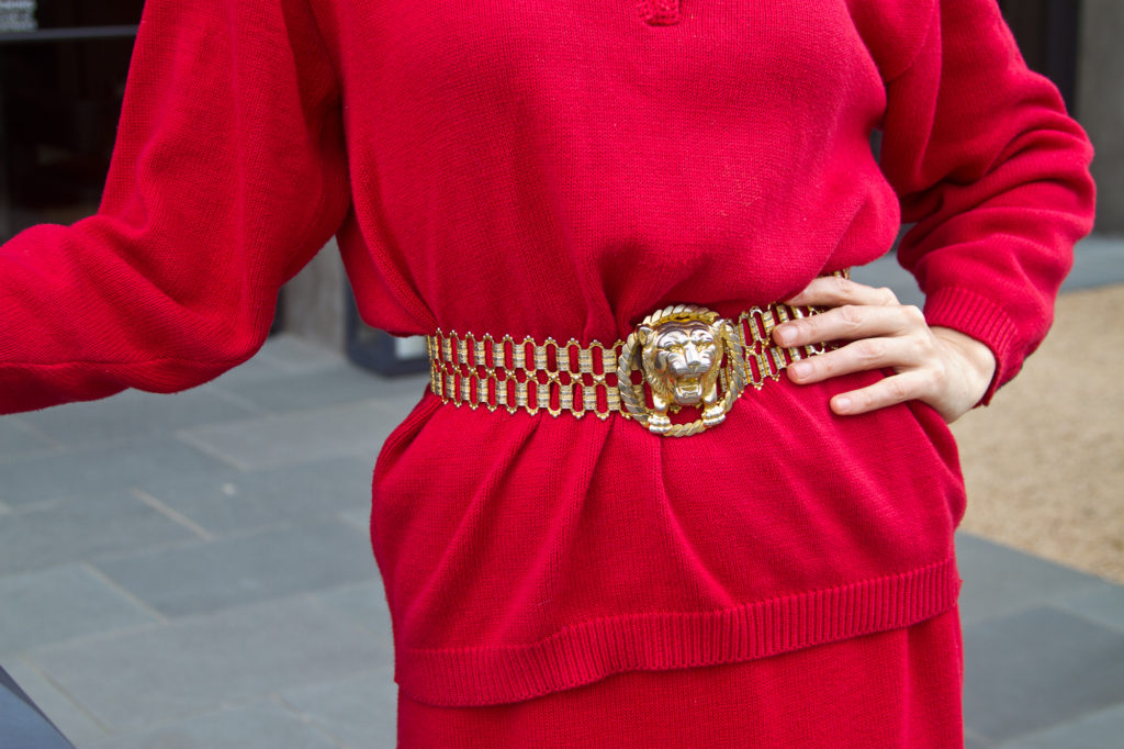 Investment Piece: Red-y Set
