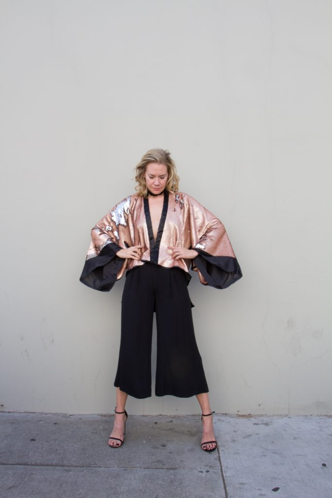 Investment Piece: Designer Spotlight: Rita Ghanime, Made with Love Kimonos,