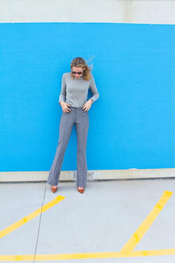 Investment Piece: Logo Week: Fendi Pants