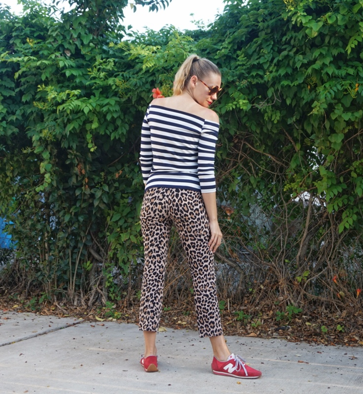 Investment Piece: florals+leopards+stripes