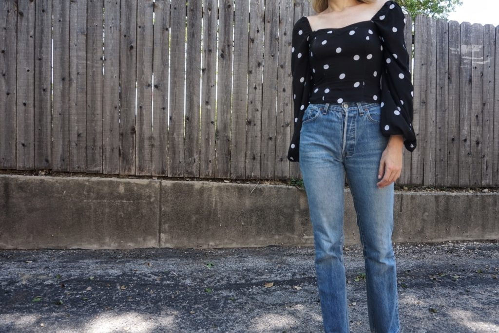 Investment Piece: Vintage Dots