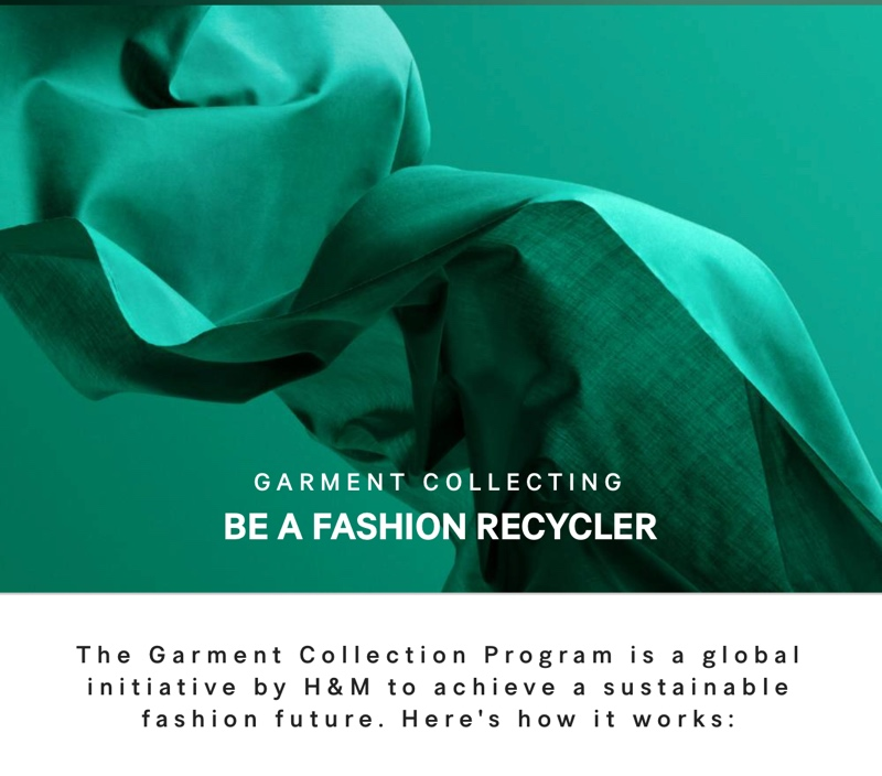 Investment Piece: Fashion Gives Back: H&M