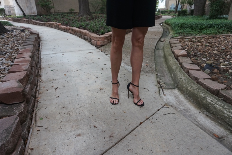 Investment Piece: Heels with Shorts
