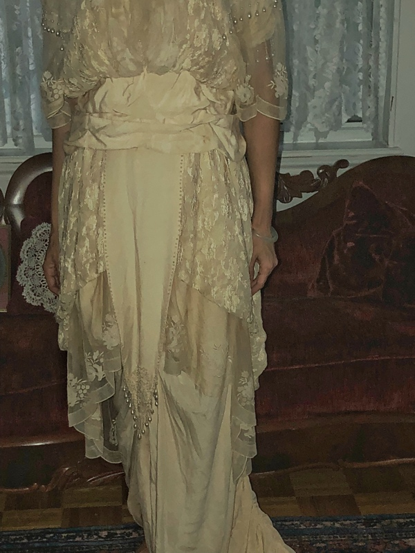 Investment Piece: Great Great Grandma's Wedding Dress