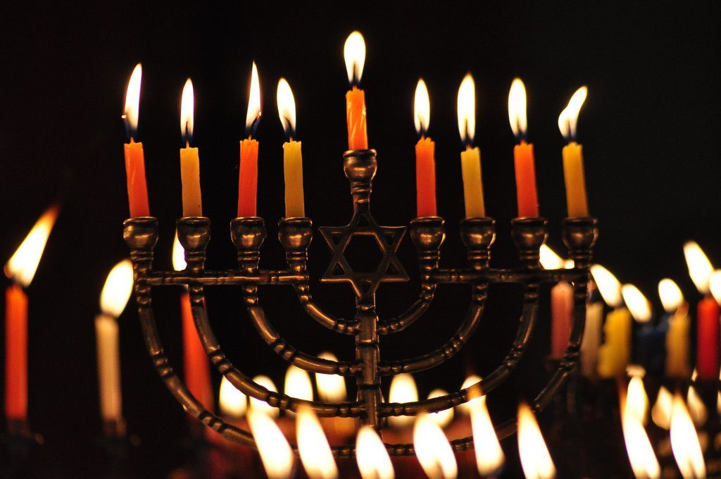 Investment Piece: Happy Hanukkah