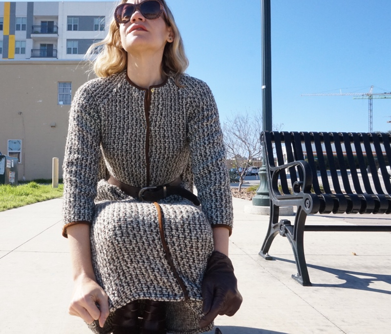 Investment Piece: Vintage Tweed