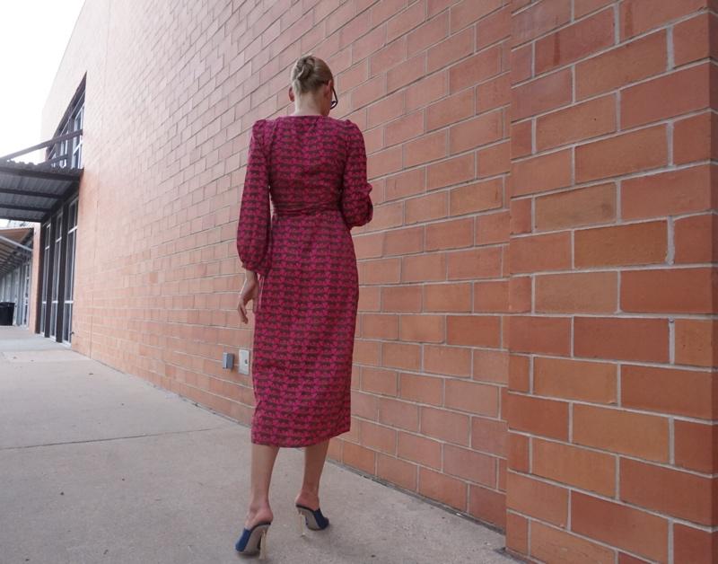 Investment Piece: Wild Wild Wrap Dress