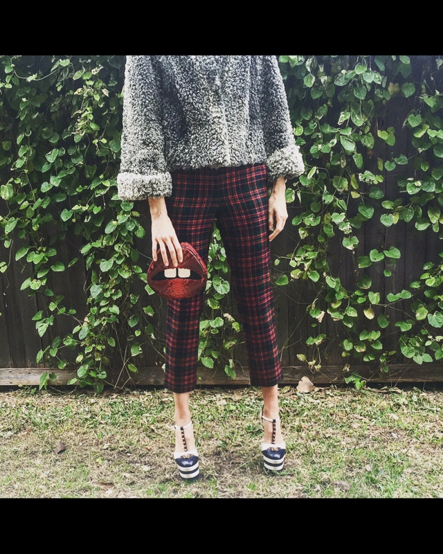 Investment Piece: Mad for Plaid