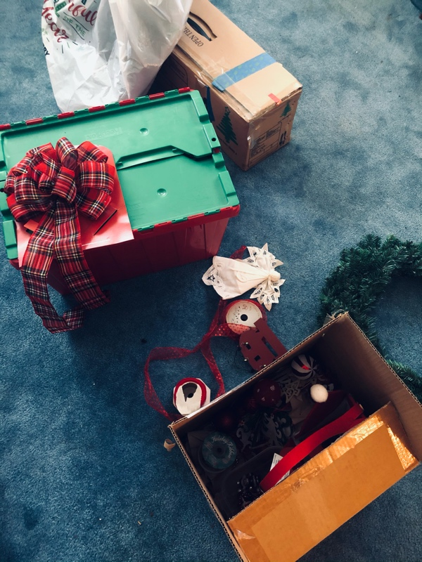 Investment Piece: Holiday Stress