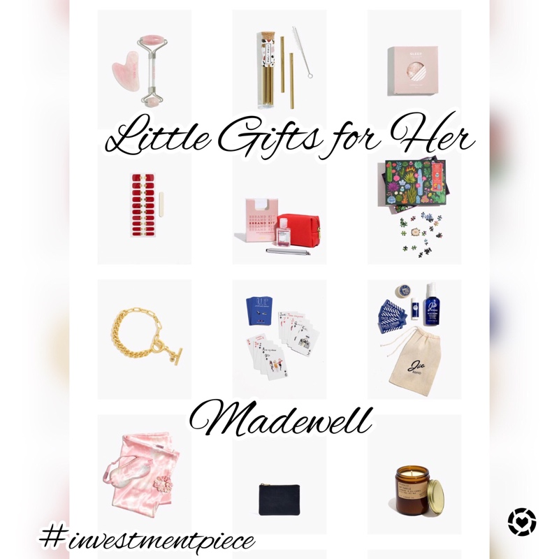 Investment Piece: Gift Guide