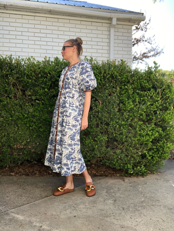 Investment Piece: day Dress