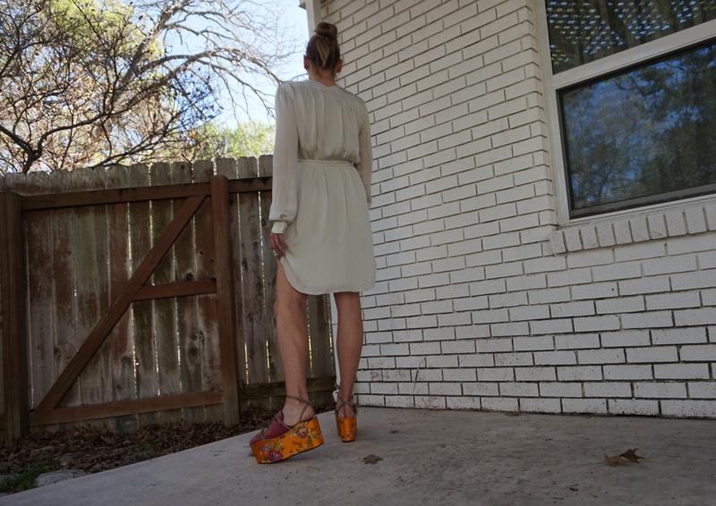 Investment Piece: Little White Dress