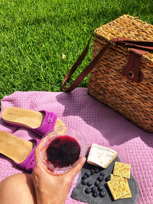 Investment Piece: Picnic in Style
