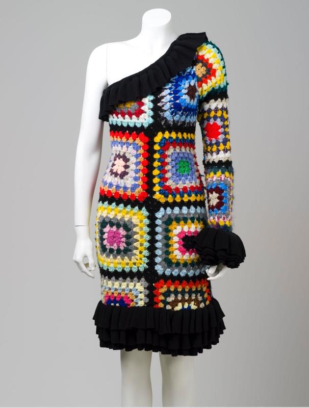 Investment Piece: Crochet