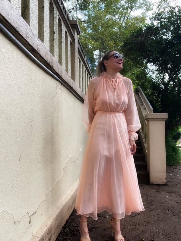 Investment Piece: Thinking Pink